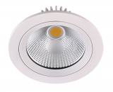 LED downlight 20W + zdroj