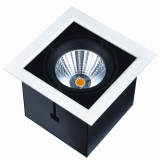 LED downlight 24W + zdroj
