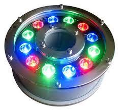 LED POOL 12x1W RGB