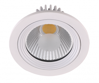 LED-downllight 10W + zdroj