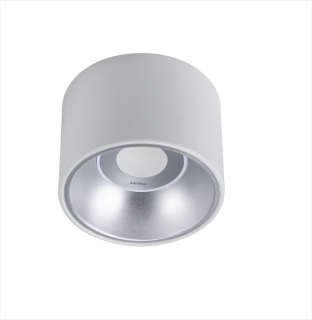 LED downlight 15W-prisadený