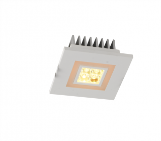 LED - Downlight -  4W + 2 W