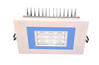 LED-Downlight - 9W + 3 W