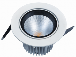 LED-Downlight 1 x 15 w